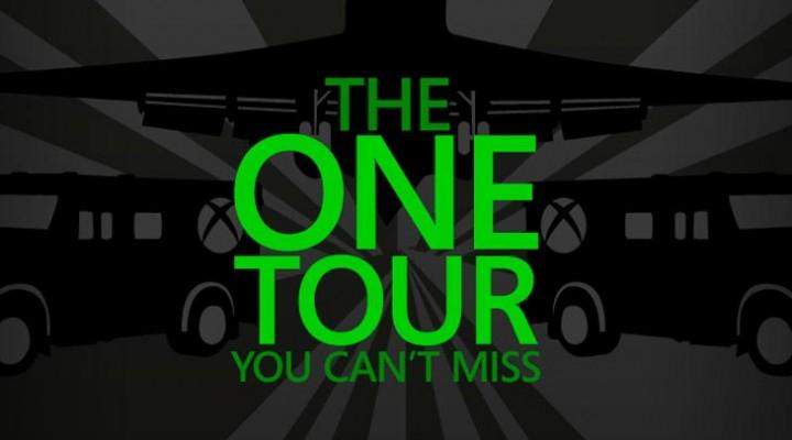 Xbox One UK pre-launch tour dates