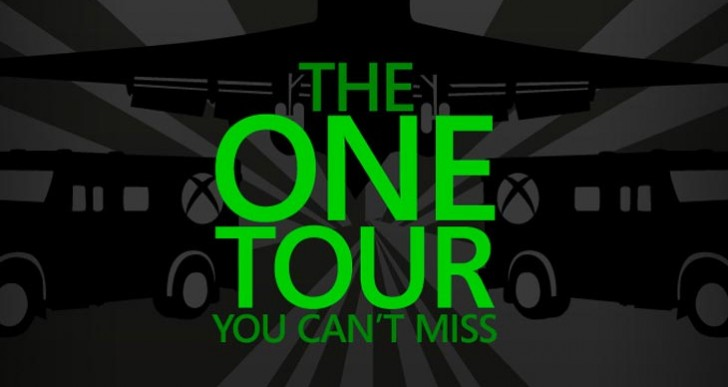 Xbox One UK pre-launch tour dates