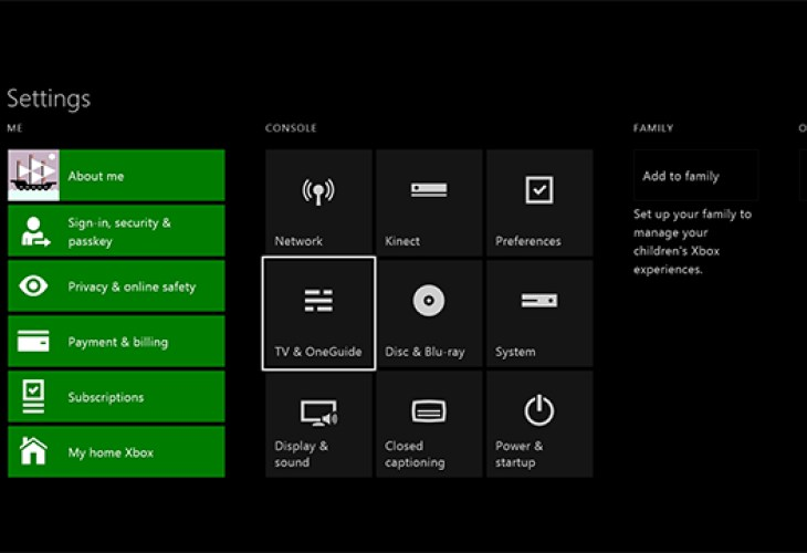 Xbox One update features lacks surround sound still