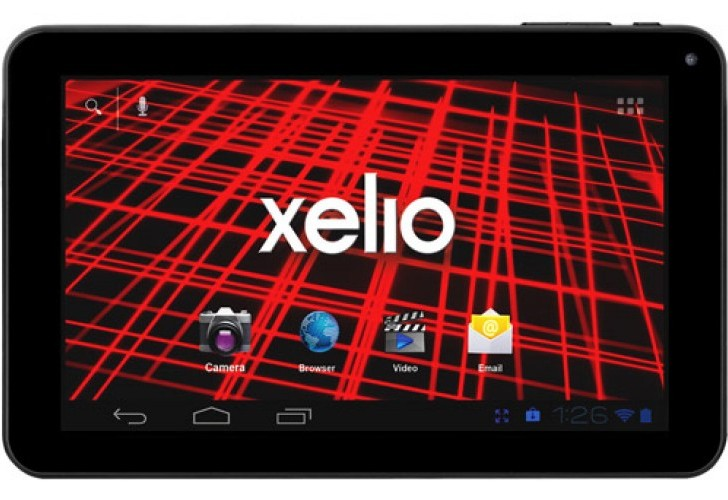 Xelio 10.1 tablet in favorably review assembly