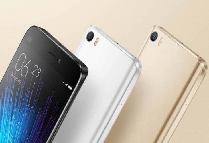 Xiaomi Mi 5 release