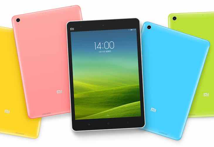 Xiaomi Mi Pad tablet sales