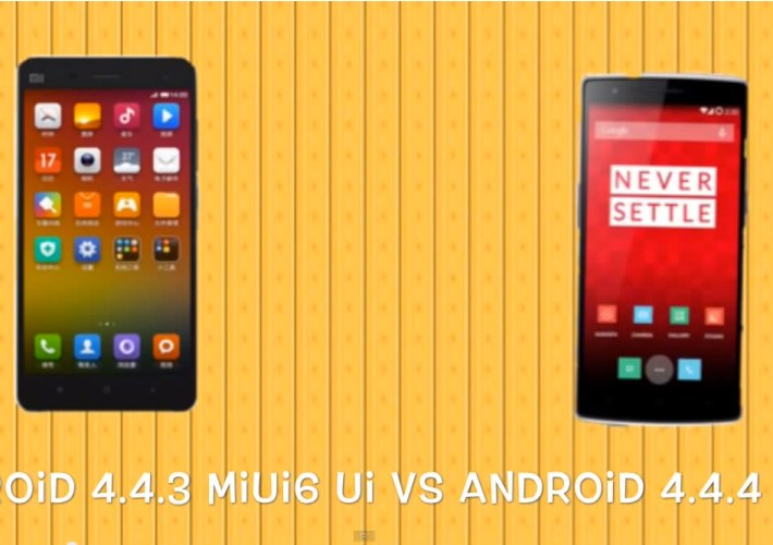 Xiaomi Mi4 vs. OnePlus One