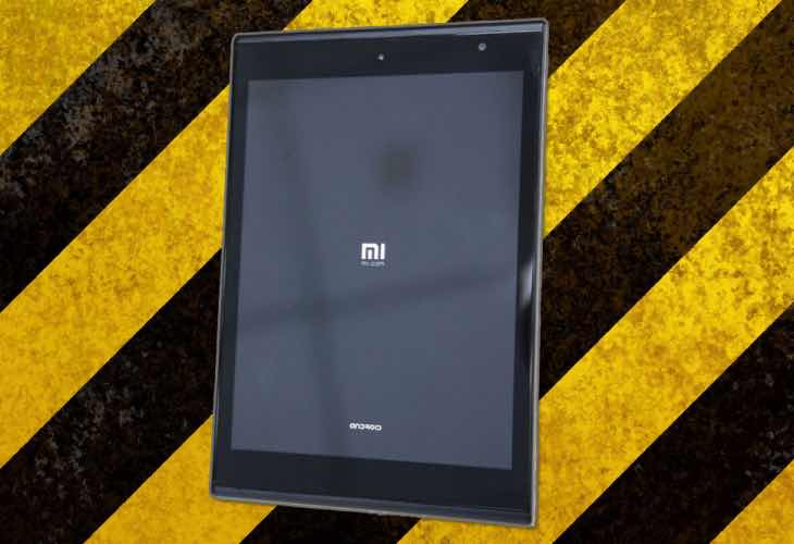 Xiaomi MiPad 2 reveal