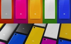 Xiaomi review Mi3 color alternatives