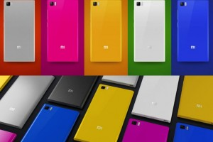 Xiaomi review Mi3 color alternatives
