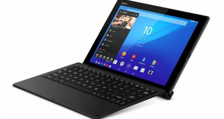 Xperia Z3+, Z4 tablet Android 6.0 update live
