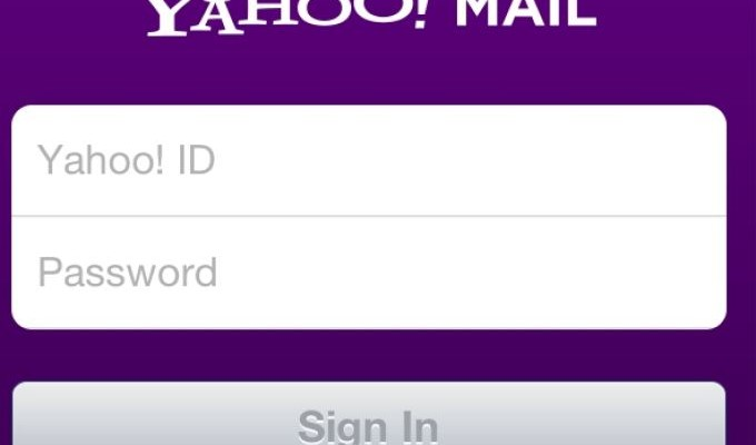 Yahoo Mail sign in brings global outcry