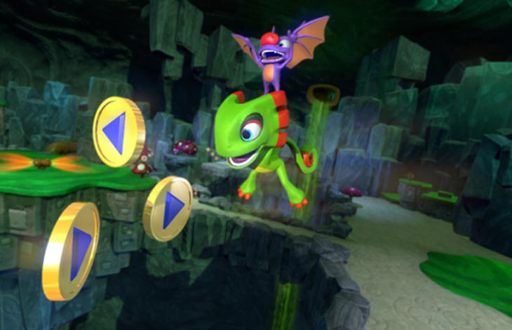 Yooka-Laylee $2m Kickstarter for PC, PS4 and Xbox One
