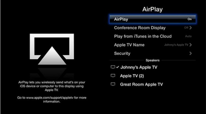 Yosemite AirPlay to Apple TV, WiFi drops in OS X 10.10