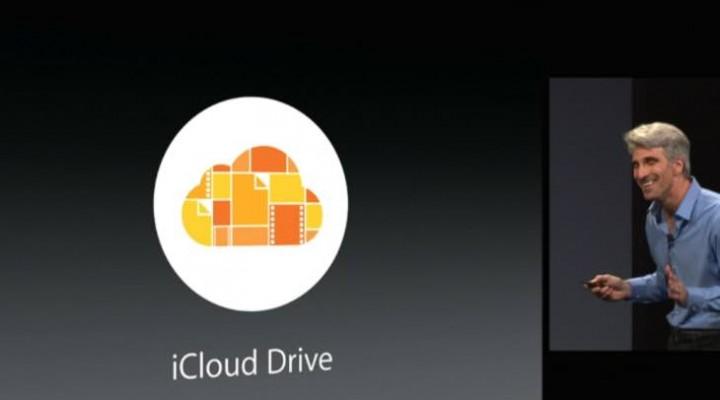 Yosemite upgrade to iCloud Drive explained
