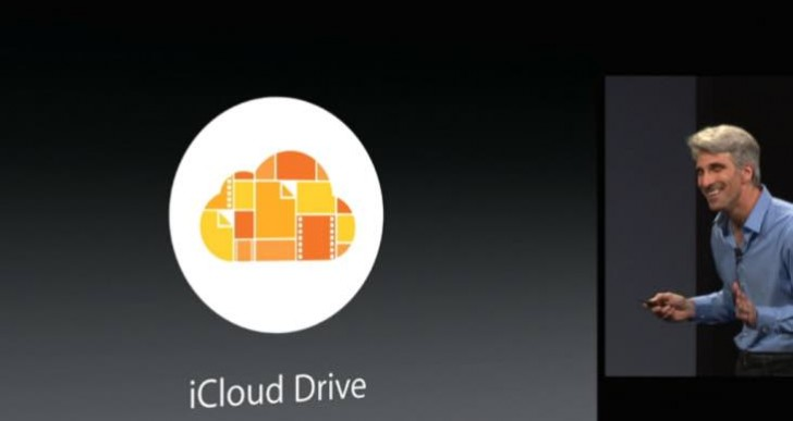 Yosemite upgrade to iCloud Drive explained