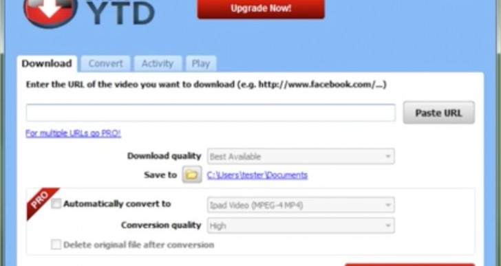YouTube downloader avoidance suggested