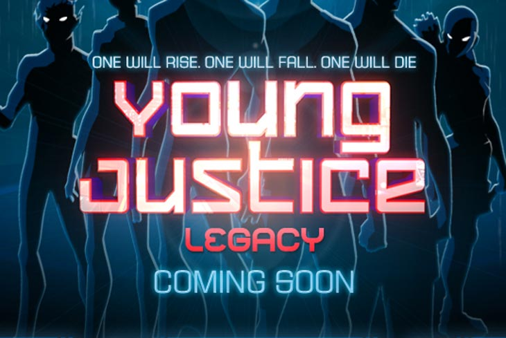 Young Justice: Legacy abandoned on Wii U
