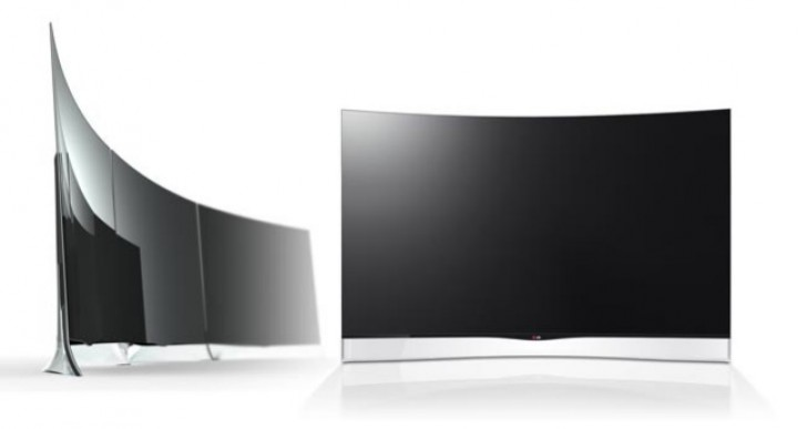 New LG Curved OLED TV is a first