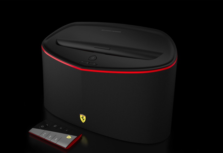Ferrari by Logic3 announces FS1 Air with Apple AirPlay technology
