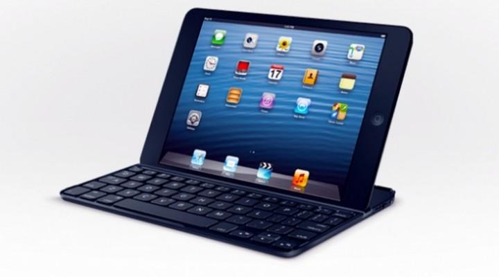 Exploring Logitech iPad mini case with keyboard