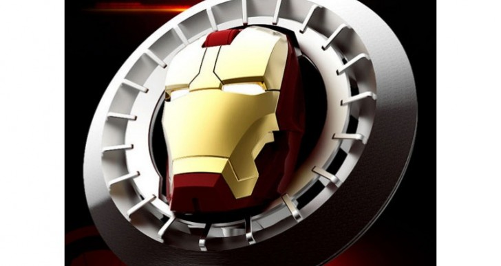 Iron Man 3 entices release of computer mouse