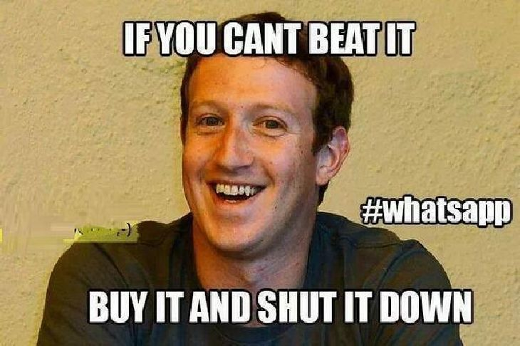 Zuckerberg-Whatsapp