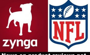 Zynga game news with NFL Showdown