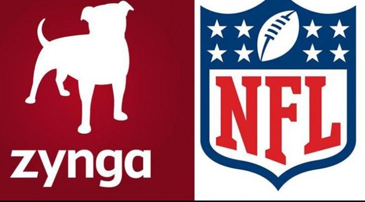 Zynga game news with NFL Showdown