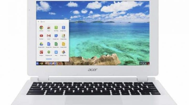 Acer 11.6-inch Chromebook review with CB3-111-C8UB specs
