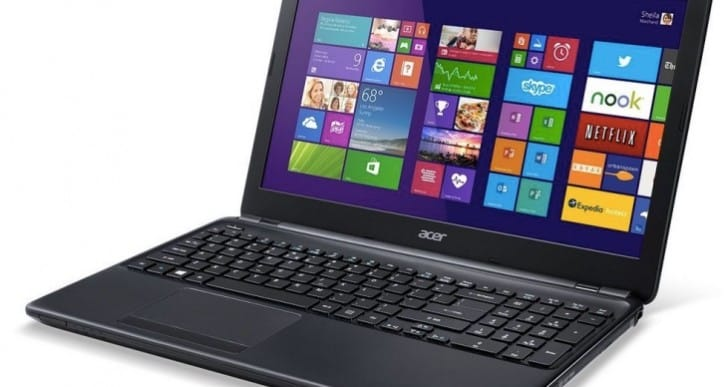 Acer Aspire ES 15.6-inch AMD E1 4GB 1TB laptop review for gaming