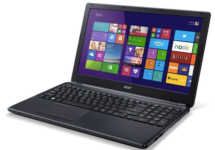 acer aspire es 15 6 inch amd e1 4gb 1tb laptop review for. Black Bedroom Furniture Sets. Home Design Ideas
