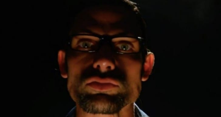 WWE 2K16 Adam Rose reincarnation after push