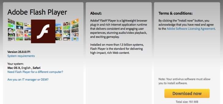 adobe-flash-player-25.0.0.171-download
