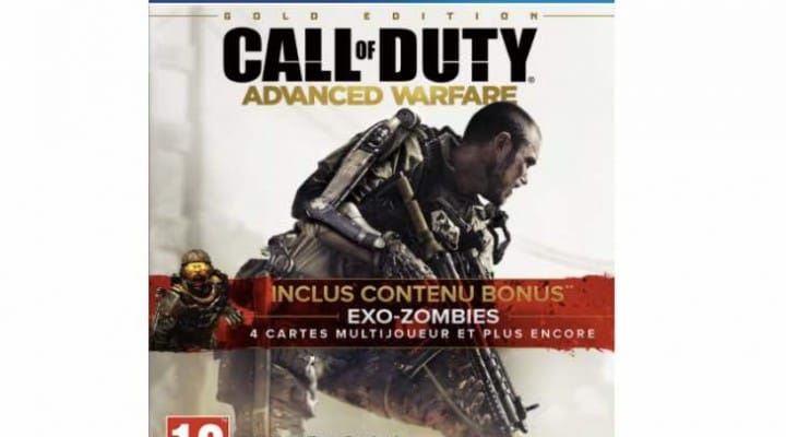 Advanced Warfare Gold Edition price shock for Xbox One, PS4