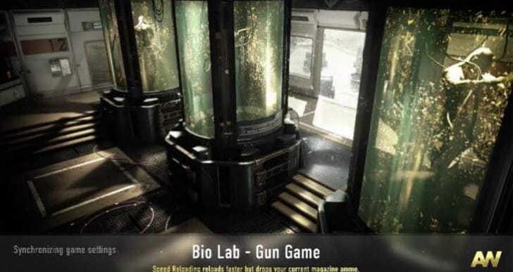 Advanced Warfare Gun Game release date close after tease