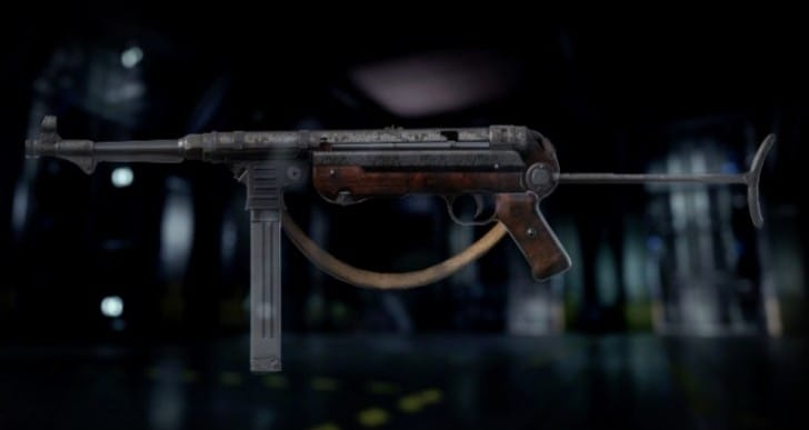 COD AW M1911, MP40 release for Xbox One, PS4