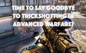 Advanced Warfare Trickshotting bans unfair say players