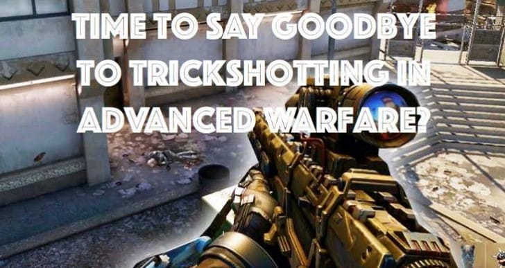 Advanced Warfare Trickshotting bans unfair say players