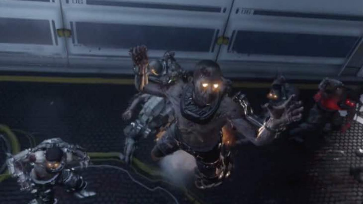 Advanced Warfare Exo Zombies Gameplay Shows Jetpack Product Reviews Net