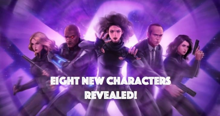 Agents of Shield update for Marvel Future Fight first look