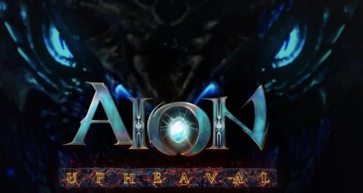 Aion Upheaval servers down with Dec 9 maintenance