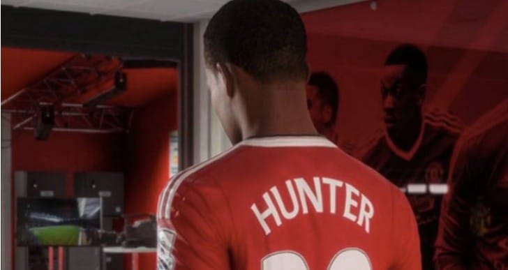 FIFA 17 Alex Hunter Ultimate Team card leaked