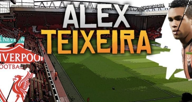 Alex Teixeira Liverpool transfer to make FIFA 16 fans drool