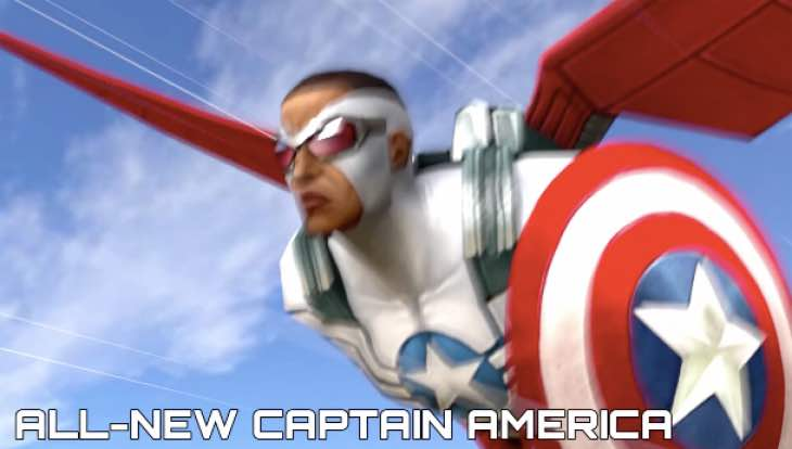 Patriot Auto Sales >> Future Fight update for Iron Patriot, All-New Captain ...