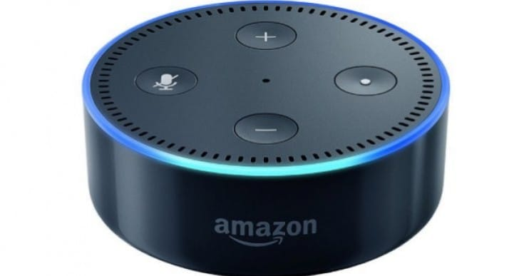 Amazon Echo Dot for $24.99, £24.99 with Sonos Code