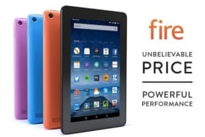 Amazon Fire Tablet sale for Valentine's Day 2017