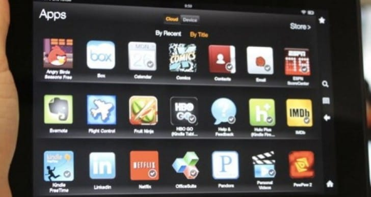 Amazon Kindle Fire HD 8GB specs revisited in 2014