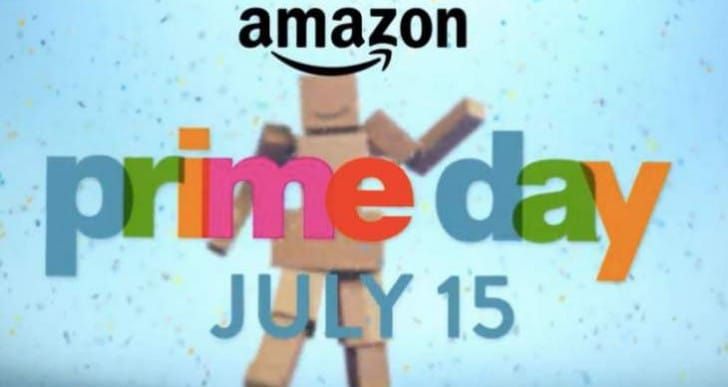 Amazon Prime Day for US, UK on July 15