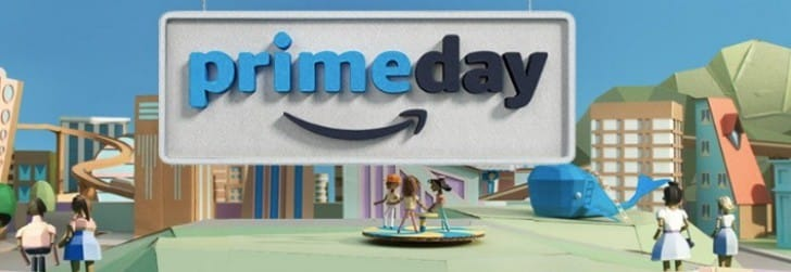 What time does Prime Day start at Amazon