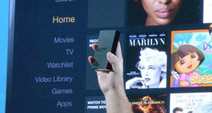 Amazon Fire TV set top box price, specs and release date