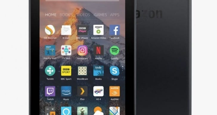 Amazon 7 Fire Tablet just £30 in Black Friday 2017 deal