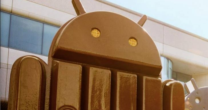 Android 4.4.4 update without new features