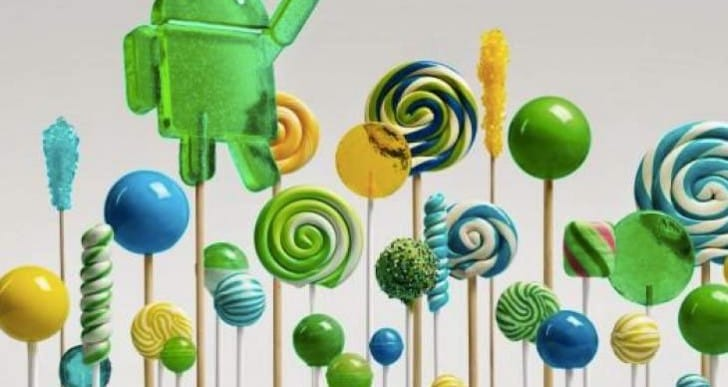 Android 5.0 Lollipop SDK release time today